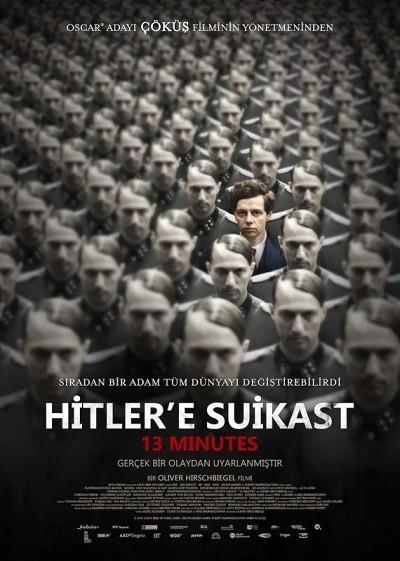 Hitler'e Suikast - Elser 2015 BRRip XViD Türkçe Dublaj - Tek Link Film indir