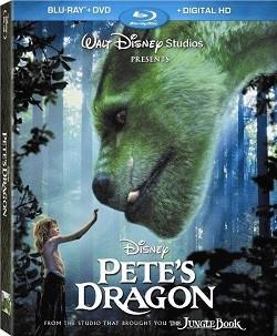 Pete ve Ejderhası – Pete's Dragon 2016 BluRay 720p – 1080p DUAL TR-ENG  – Film indir