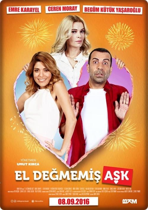 El Değmemiş Aşk 2016 (Yerli Film) 720p WEB-DL DD5.1 AC3