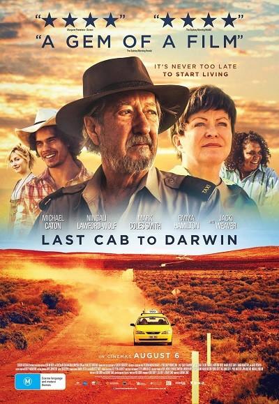 Darwin'e Son Taksi – Last Cab to Darwin 2015 BRRip XViD Türkçe Dublaj – Film indir