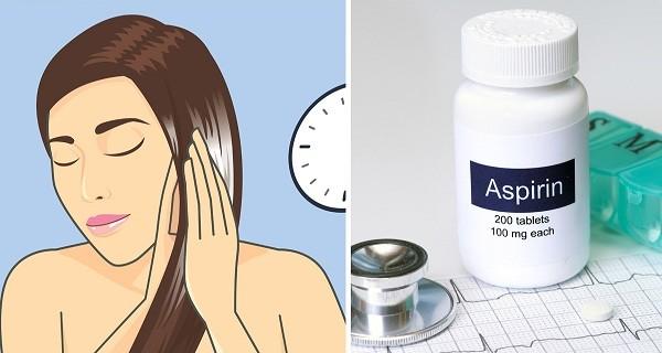 Həftədə 2 dəfə aspirin maskası ilə tökülən saçlara keçəlliyə son! Gurlaşdırır, sürətlə uzadır.