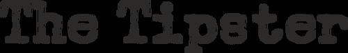 Type Wrighter Logo Lt Black 2