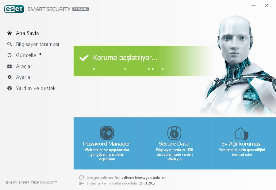 ESET Smart Security Premium 11.0.159.5 | Katılımsız