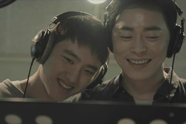 """Do Kyung-Soo ve Jo Jung-Suk """"My Annoying Brother"""" Filmi İçin Birlikte Bir Şarkı Seslendirdi"""