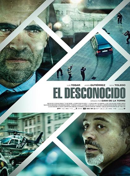 Bomba - El desconocido (2015) - türkçe dublaj film indir