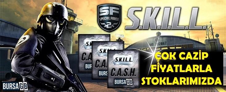 S.K.I.L.L. Special Force 2  Cash Cazip Fiyatlarla BursaGB de
