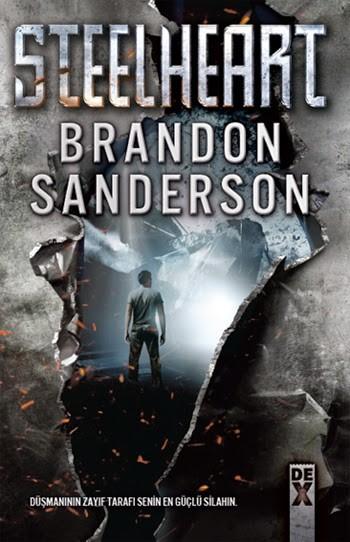Steelheart – Brandon Sanderson PDF indir