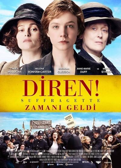 Diren! - Suffragette 2015 (BRRip XviD) Türkçe Dublaj