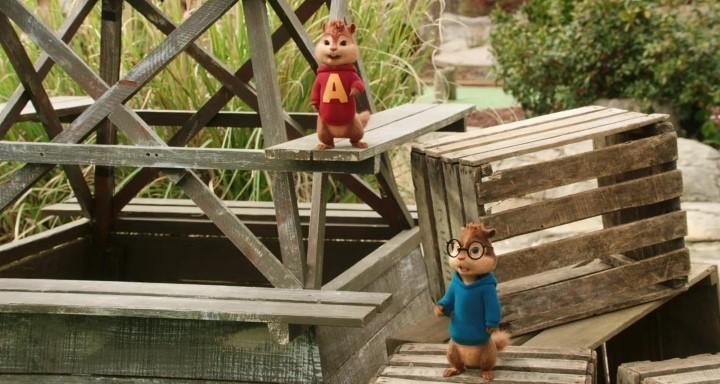 Alvin ve Sincaplar: Yol Macerası (2015) - film indir - türkçe altyazılı film indir
