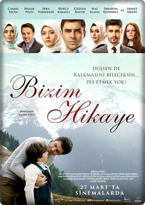 Bizim Hikaye 2015 (Yerli Film) DVDRip MKV