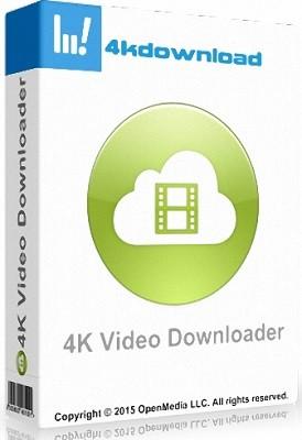 4K Video Downloader 4.4.6.2295 Multilingual | Full İndir
