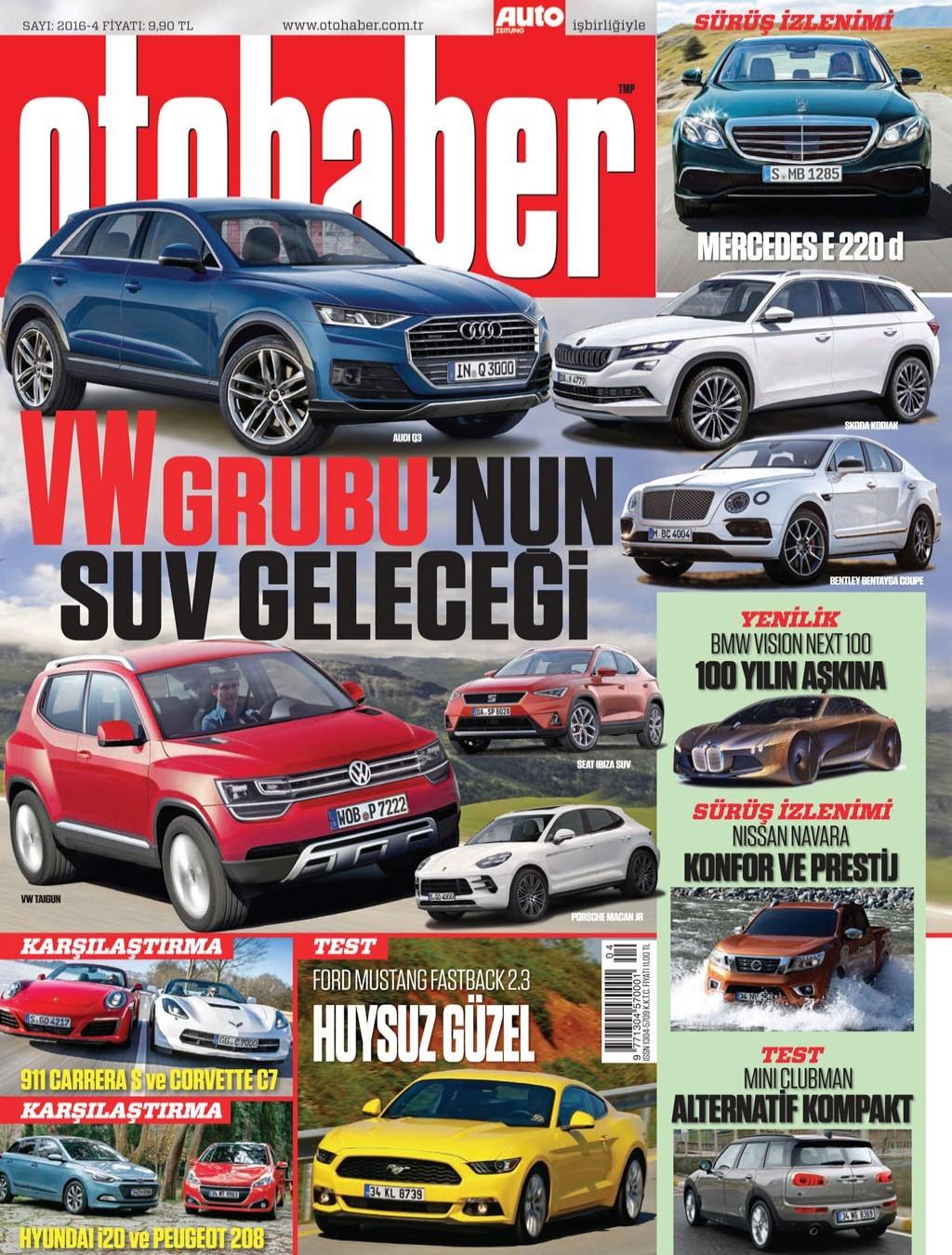 Otohaber Nisan E-dergi indir Sandalca.com
