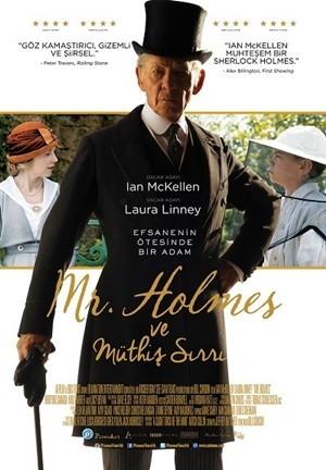Mr. Holmes ve Müthiş Sırrı - Mr. Holmes | 2015 | BRRip XviD | Türkçe Dublaj - Teklink indir