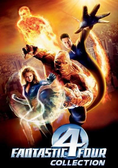 Fantastik Dörtlü Film Serisi 3 Film (m1080p BluRay Boxset) - türkçe dublaj indir