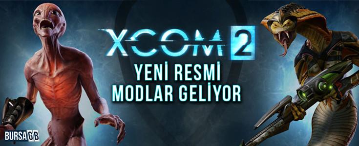 XCOM 2 'ye 5 Yeni Resmi Mod Ekleniyor
