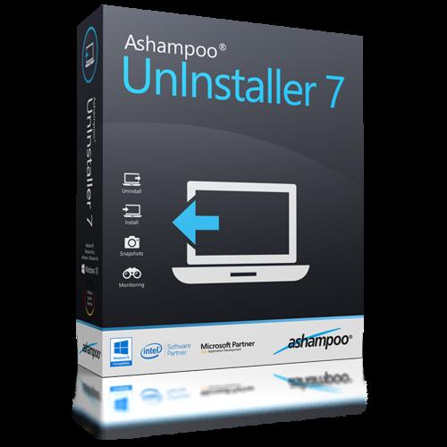 Ashampoo UnInstaller 7.00.10 Multilingual Full İndir