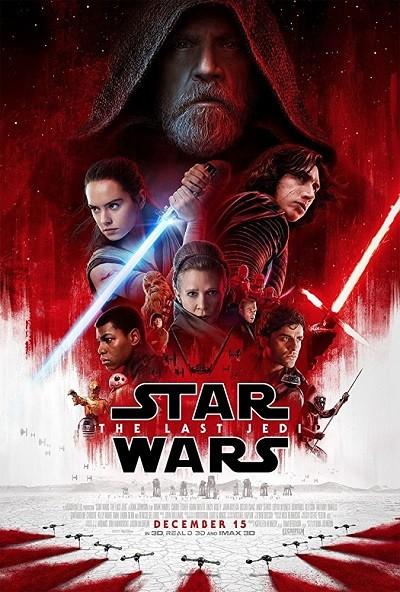 Star Wars: Son Jedi 2017 HDCAMRip x264 Türkçe Dublaj indir