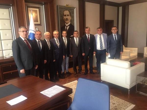 Türkiye Meslekte Birlik Platformu Basın Açıklaması