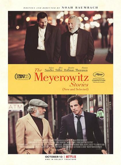 Meyerowitz Hikayeleri – The Meyerowitz Stories 2017 HDRip XviD Türkçe Dublaj indir