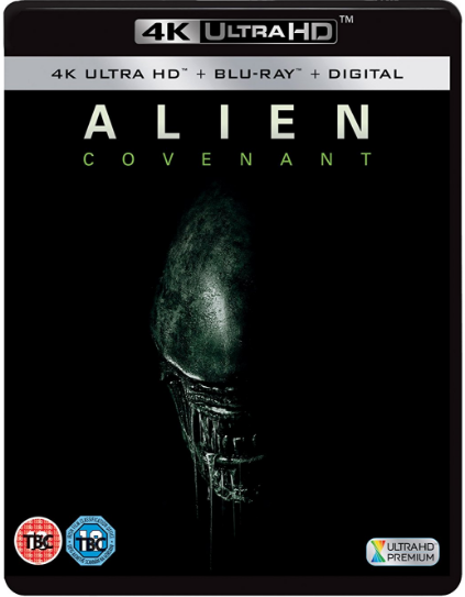 Yaratık: Covenant – Alien: Covenant 2017 (4K-UHD 2160p) DUAL BluRay HDR REMUX HEVC indir