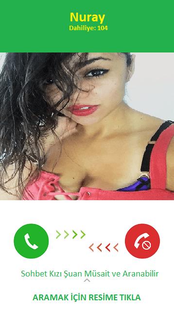 sohbet hattı