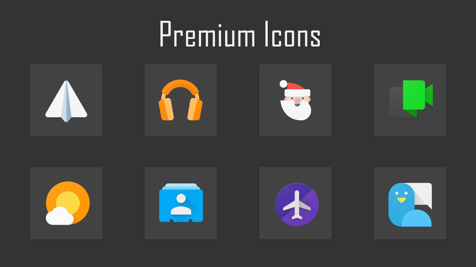 Fabulous - Icon Pack Apk İndir
