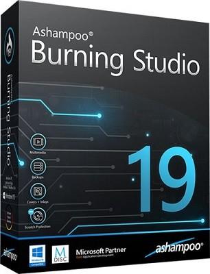 Ashampoo Burning Studio 19.0.2.6 Multilingual | Full İndir