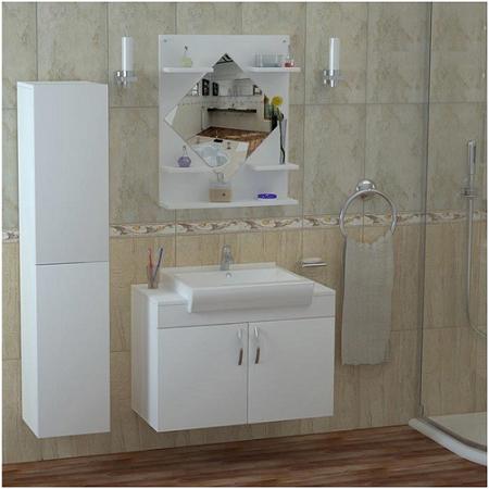 Banyo Dolapları Banyonuzun Düzenini Sağlıyor