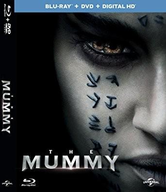 Mumya - The Mummy - 2017 - 1080p DUAL BluRay TR/ENG