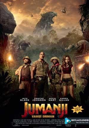 Jumanji: Vahşi Orman (2017) Full Hd 1080p İzle İndir Tek Parça