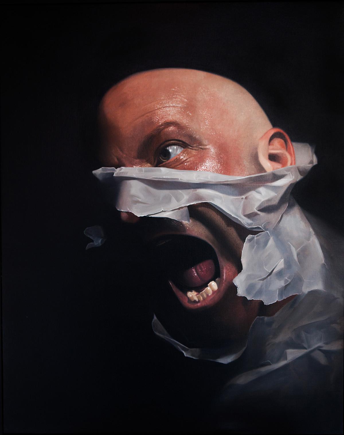 Mike Dargas'ın Gerçekliğiyle Hayrete Düşüren Hiperrealist Sanat Eserleri 3. resim