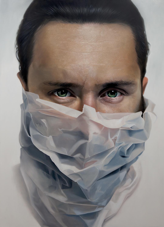 Mike Dargas'ın Gerçekliğiyle Hayrete Düşüren Hiperrealist Sanat Eserleri 14. resim