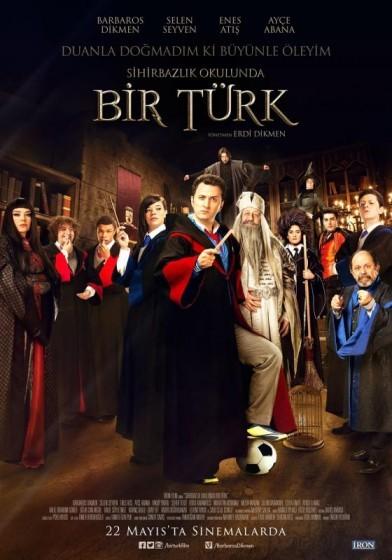 Sihirbazlık Okulunda Bir Türk (2005) Yerli Film BRRip İndir