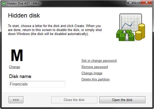 Cyrobo Hidden Disk Pro Full