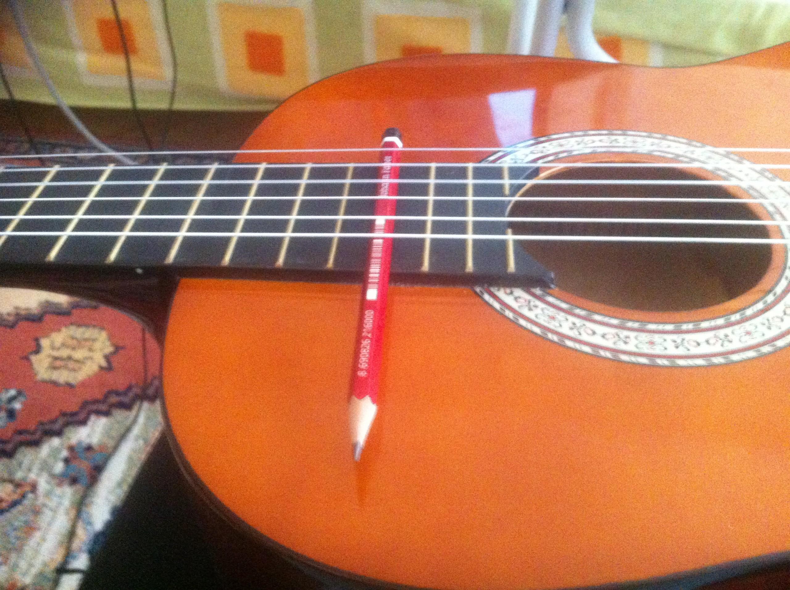 Gitardan Koto Yapmak