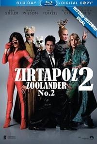 Zirtapoz 2 – Zoolander 2 2016 m720p-m1080p Mkv DUAL TR-EN – Tek Link