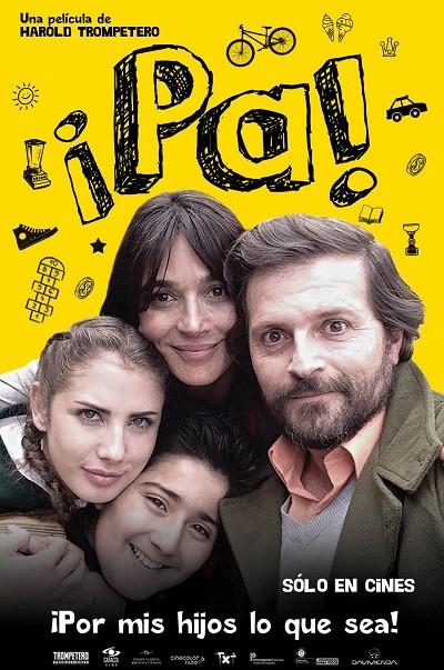 Her Şey Onlar İçin - Pa Por Mis Hijos Lo Que Sea (2015) - türkçe dublaj film indir