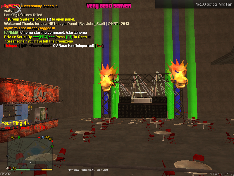 HyperX Freeroam Server - Turkish / Türkçe - Multi Theft Auto: Forums
