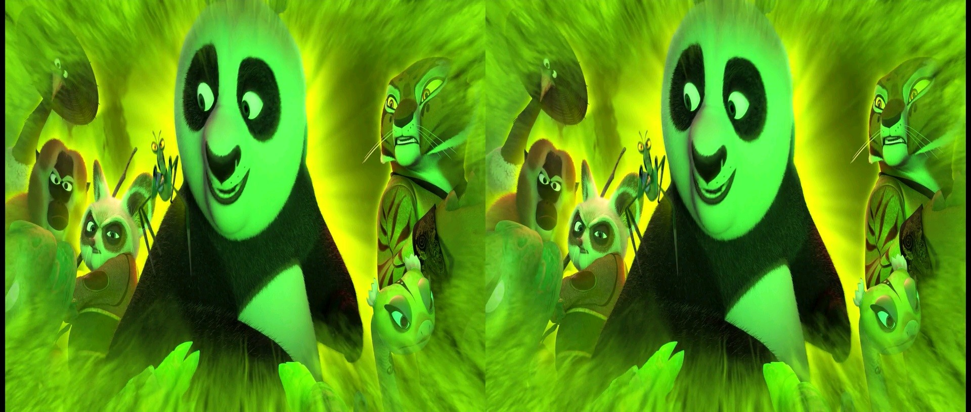 Kung Fu Panda 3 3D | 2016 | 3D H-SBS 1080p BluRay | DuaL TR-EN - Teklink indir