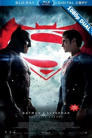 Batman v Superman: Adaletin Şafağı - Batman v Superman Dawn of Justice | 2016 | THEATRICAL | BluRay 1080p x264 | DUAL TR-EN - Teklink indir