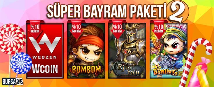 BursaGB 'den Süper Bayram Paketi 2