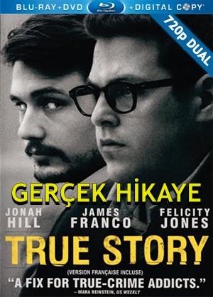 Gerçek Hikaye - True Story | 2015 | BluRay 720p x264  | DUAL TR-EN