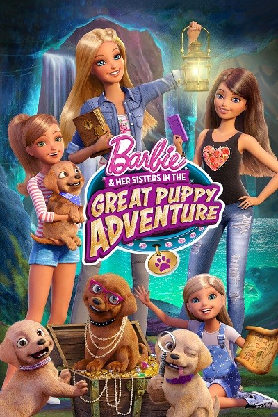 Barbie Her Sisters in the Great Puppy Adventure 2015 (DVDRip) TR Dublaj