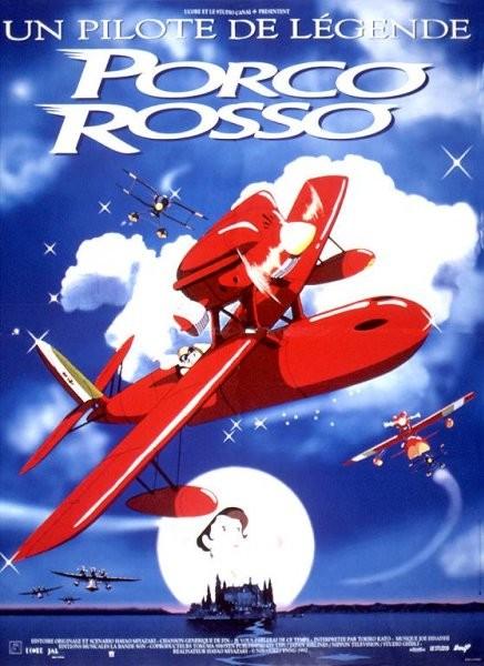Porco Rosso / Kurenai No Buta / Kırmızı Kanatlar / 1992 / Online Anime Film İzle / Türkçe Dublaj