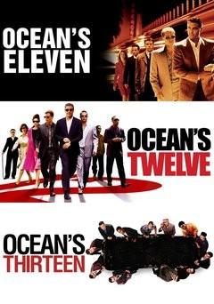Ocean's 11 - 12 - 13 BoxSet Türkçe Dublaj MP4