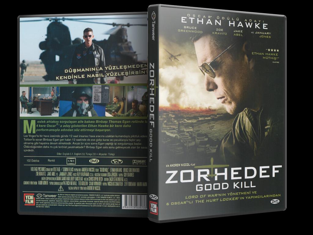 Zor Hedef – Good Kill 2014 DVD-5 DuaL TR-EN – Tek Link