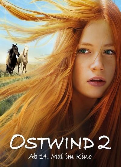 Kasırga 2 - Ostwind 2 2015 ( WEB-DL 480p ) Türkçe Dublaj indir