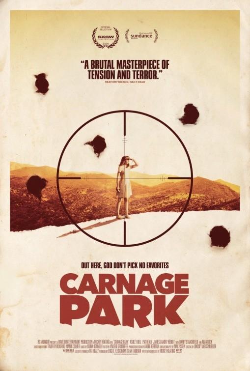 Ölüm Bölgesi – Carnage Park 2016 BRRip XviD Türkçe Dublaj – Tek Link