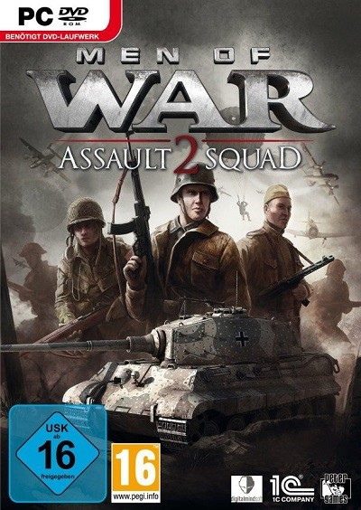 Men of War Assault Squad 2 Men of War Origins - SKIDROW