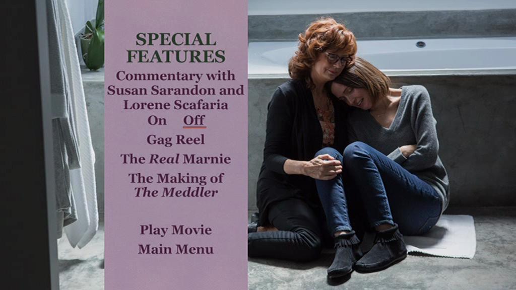 Karışma Anne - The Meddler 2015 DVD-9 DUAL TR-ENG Türkçe Dublaj - Tek Link Film indir